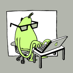It's punny because it's true: pear programmers do make better code.