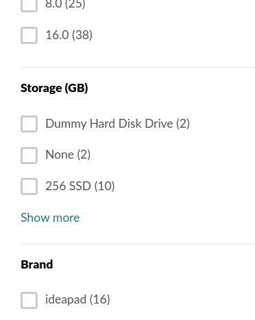 Error'd: Just Pick Something, Dummy!