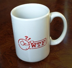 Mug with the old logo