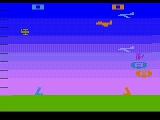My personal fave 2600 game, hands down.