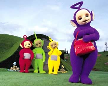 What a Tinky Winky might look like